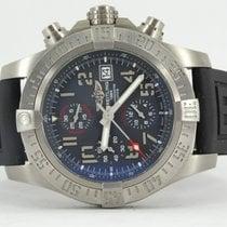Breitling Avenger Bandit occasion 45mm Gris Chronographe Date Plis