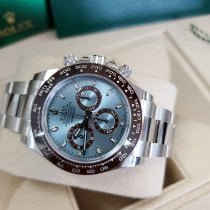 Rolex Daytona Platinum 40mm Blue No numerals United States of America, New Jersey, Totowa