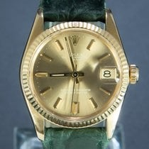 Rolex Yellow gold 30mm Automatic 6824 pre-owned