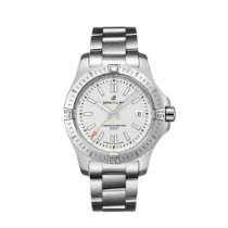 Breitling Chronomat Colt Steel 41mm Silver No numerals United States of America, Connecticut, Stamford