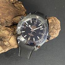 Omega 21592462201001 Céramique 2020 Seamaster Planet Ocean 45.5mm nouveau