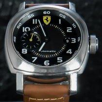 Panerai Ferrari Acier 45mm Noir Arabes