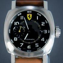 Panerai Ferrari Steel 45mm Black Arabic numerals