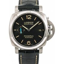 沛納海 Luminor Marina 1950 3 Days Automatic PAM01312 2020 新的