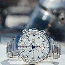 IWC Portugieser Yacht Club Chronograph IW390702 2020 neu