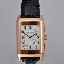 Jaeger-LeCoultre Reverso Grande Date Rotgold 29mm Silber