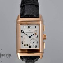 Jaeger-LeCoultre Reverso Grande Date Or rouge 29mm Argent