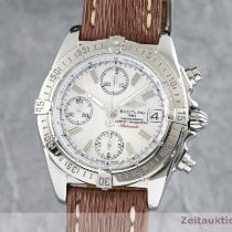 Breitling Chrono Cockpit Steel 39.5mm Mother of pearl