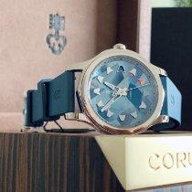 Corum Admiral's Cup Legend 38 nowość 2020 Automatyczny Zegarek z oryginalnym pudełkiem i oryginalnymi dokumentami A082/03580 - 082.200.20/0389 MN01
