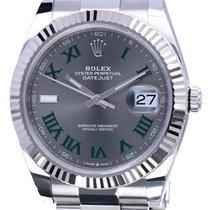Rolex Datejust II nieuw 2021 Automatisch Horloge met originele doos en originele papieren 126334