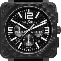 Bell & Ross BR 01-94 Chronographe BR01-94-C 2012 occasion