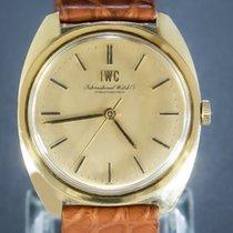 IWC 1014A Foarte bună Aur galben 33mm Armare manuala