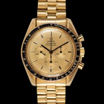 Omega Speedmaster Professional Moonwatch Yellow gold Gold