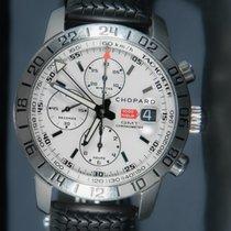 Chopard Mille Miglia Steel 42mm White No numerals