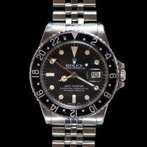 Rolex GMT-Master 1675 Veldig bra Stål Automatisk