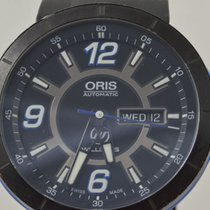Oris Steel 40mm Automatic Williams F1 pre-owned