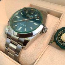 Rolex Milgauss 116400GV 2020 новые