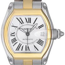 Cartier Roadster W62031Y4 2510 pre-owned
