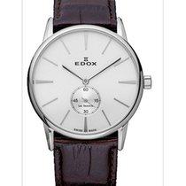 Edox Les Bémonts Silver