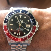 Rolex GMT-Master 16750 1983 pre-owned