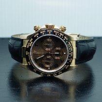Rolex Daytona Aur roz 40mm Maron