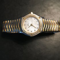 Ebel Sport Gold/Steel 23.5mm Mother of pearl United States of America, Illinois, deerfield