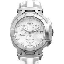 Tissot T-Race Acero 5045mm Blanco