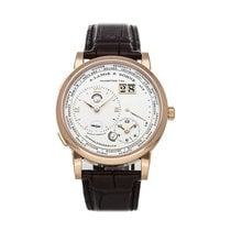 A. Lange & Söhne Rose gold 41.9mm Manual winding 116.032 pre-owned United States of America, Pennsylvania, Bala Cynwyd