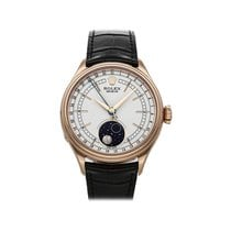 Rolex Cellini Moonphase Rose gold 39mm White No numerals United States of America, Pennsylvania, Bala Cynwyd