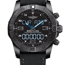 Breitling Exospace B55 Connected Titan 44mm Schwarz