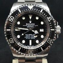 Rolex Sea-Dweller Deepsea Stahl 44mm Schwarz Keine Ziffern Deutschland, münchen