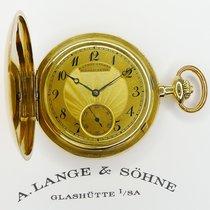 A. Lange & Söhne 1913 gebraucht