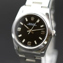 Rolex Oyster Perpetual 31 Steel 31mm Black Arabic numerals United States of America, New Jersey, Long Branch