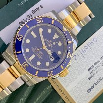 Rolex Submariner Date Gold/Steel 40mm Blue No numerals United Kingdom, Carlisle