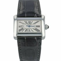 Cartier Tank Divan Steel 31mm Silver United States of America, Florida, Sarasota