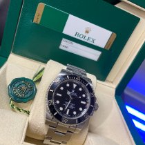 Rolex Submariner (No Date) 114060 Very good Steel 40mm Automatic UAE, 57413/