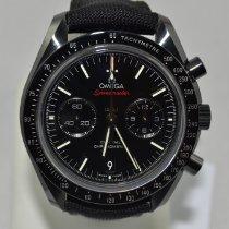 Omega Speedmaster Professional Moonwatch Cerámica 42mm Negro Sin cifras
