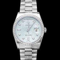 Rolex Day-Date 36 118346-0027 nouveau