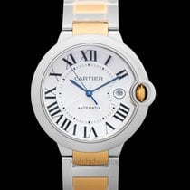Cartier Ballon Bleu 42mm Steel 42mm Silver United States of America, California, Burlingame