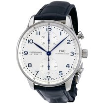 IWC Portuguese Chronograph IW371446 new