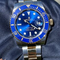 Rolex Submariner Date Gold/Steel 40mm Blue No numerals United States of America, Florida, Boca Raton