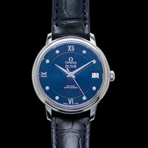Omega De Ville Prestige new 2021 Automatic Watch with original box and original papers 424.13.33.20.53.001