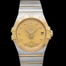 Omega Constellation Ladies Steel 35mm Champagne United States of America, California, Burlingame