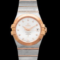 Omega Constellation Ladies Steel 35mm Silver United States of America, California, Burlingame