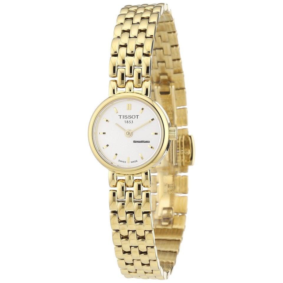 Reloj TISSOT T0580093303100 color Dorado para Mujer | juntoz