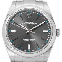 Rolex Oyster Perpetual 39 114300 Veldig bra Stål 39mm Automatisk