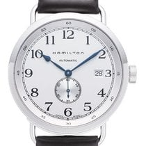 Hamilton Khaki Navy Pioneer new 2020 Automatic Watch with original box and original papers H78465553
