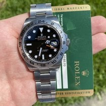 Rolex Explorer II Steel 42mm Black No numerals United States of America, Florida, Boca Raton