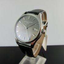 Frederique Constant Classics Index Steel 40mm Grey No numerals