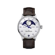Meistersinger Steel 40mm Automatic LS901 new